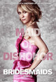 Kristen Wiig - Maid of Dishonor - bridesmaids photo