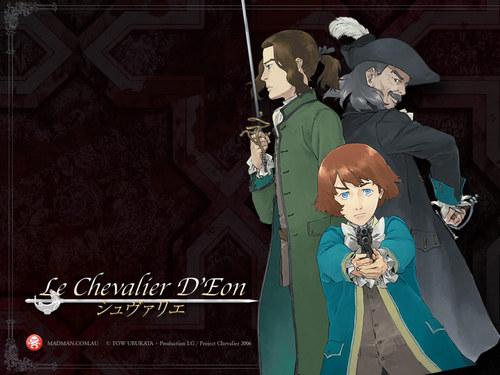 Le Chavalier D'eon