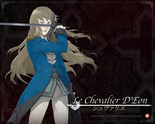 Le Chevalier D'eon