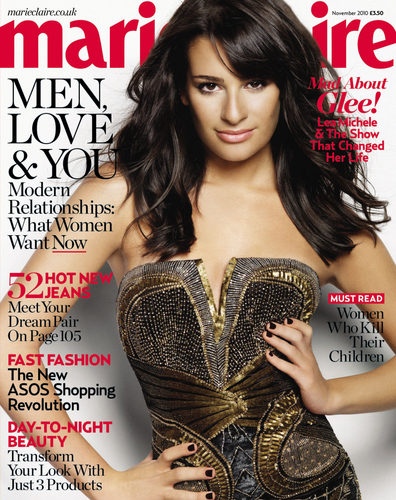 Lea Michele দেওয়ালপত্র with a bustier titled Lea Michele <3