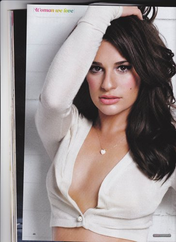 Lea in cosmopolitan uk *-*