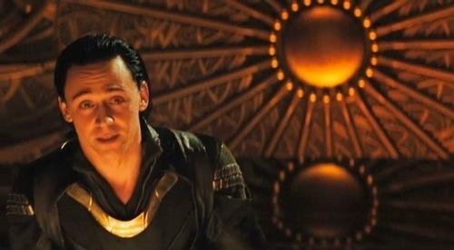 Loki (Thor 2011) वॉलपेपर called Loki