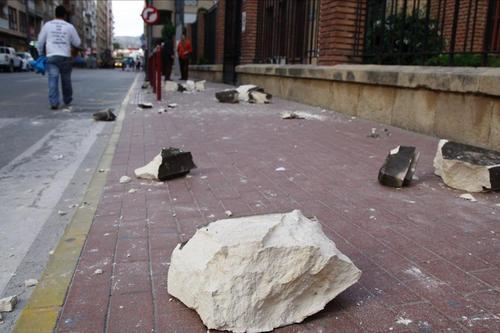 Lorca earthquake