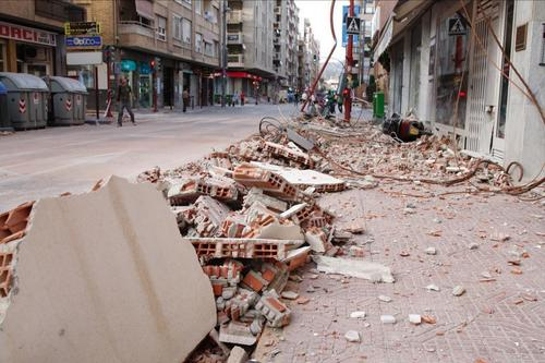 Lorca earthquake
