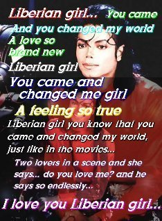 l'amour toi Michael So Much!!!