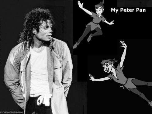 MJ Peter Pan