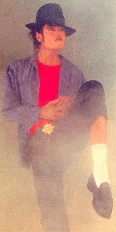 MJ :) bad era pics