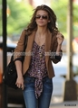 May 10th: Annalynne Strolling Around Manhattan In New York - annalynne-mccord photo