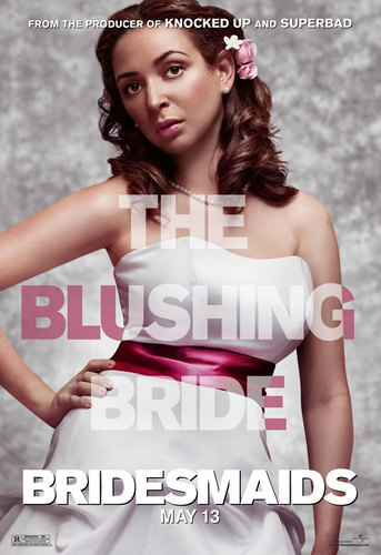 Maya Rudolph - The Blushing Bride