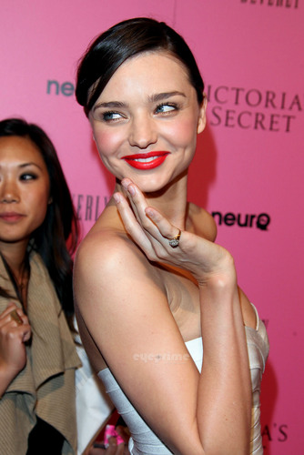 Miranda Kerr at the VS What Is Sexy सूची Event in Hollywood, May 12