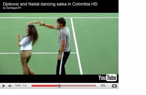 Nadal đã đưa ý kiến : she has nicer đít, mông, ass than Shakira !!