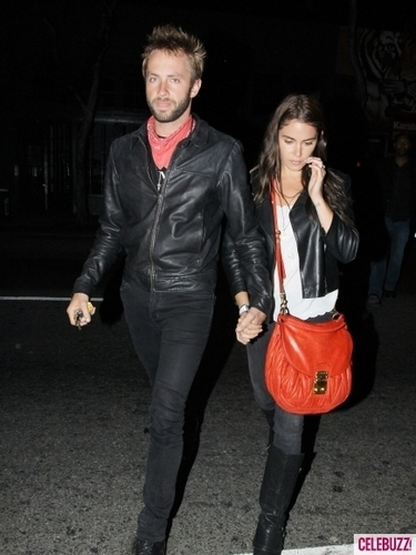 Никки Рид Обои containing a business suit and a well dressed person titled Nikki Reed & Paul McDonald Hold Hands in West Hollywood (PHOTOS)