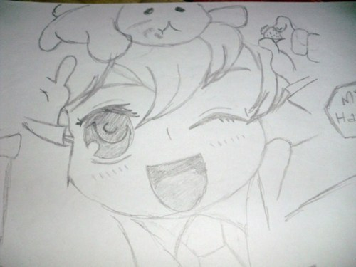OHHC ..my drawing!>.<