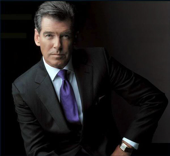 Pierce Brosnan images ...
