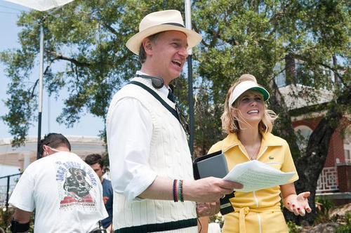 Paul Feig & Kristen Wiig