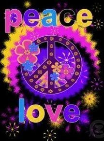Peace & 사랑
