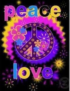 Peace & cinta