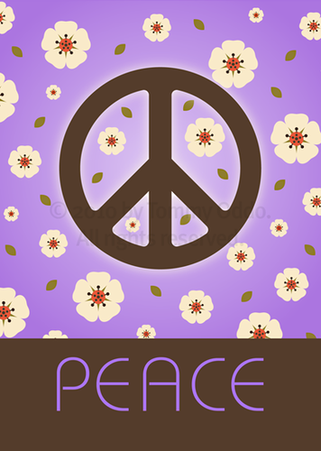 Purple images Peace & Love wallpaper and background photos ...