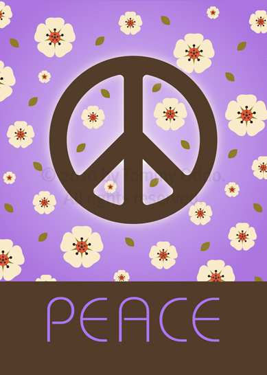 Purple Peace Sign Bubbles | Peace and Love | Pinterest ...  |Peace And Love Purple