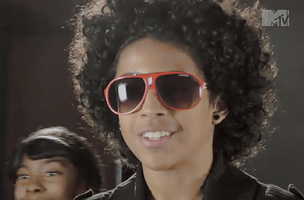 Mindless Behavior wallpaper containing sunglasses titled Princeton