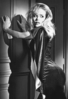Rachel {Elle Magazine outtakes}