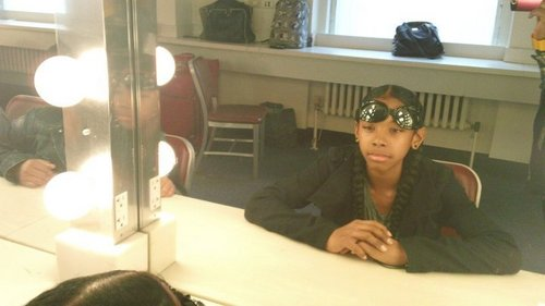 Ray Ray (Mindless Behavior) wallpaper probably with a hot tub, sunglasses, and a family room called Ray Ray