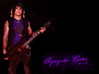 Avenged Sevenfold wallpaper with a concerto and a guitarist called SYN