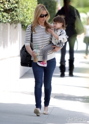 Sarah and Charlotte, Santa Monica - May 11th 2011