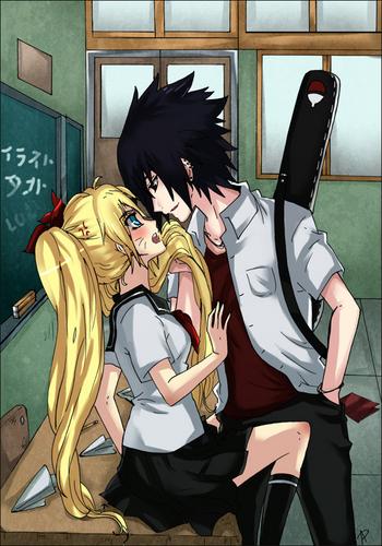 Sasuke and Naruko