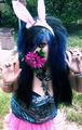 Scene Girl Spike Zombie