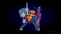 Scott Pilgrim - scott-pilgrim-vs-the-world wallpaper