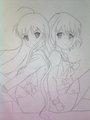 Shakugan no Shana II - anime fan art