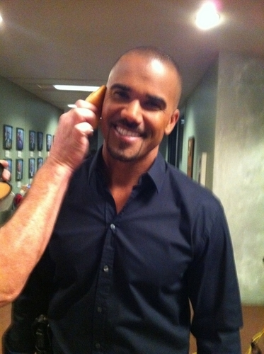 Shemar Moore 壁紙 entitled Shemar