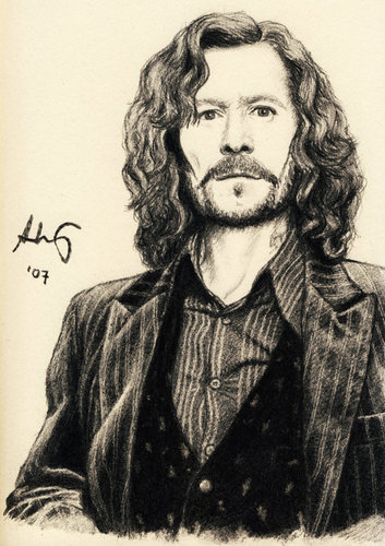 Sirius Black wallpaper titled Sirius Black :)