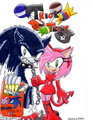 Sonamy Halloween - sonic-couples photo