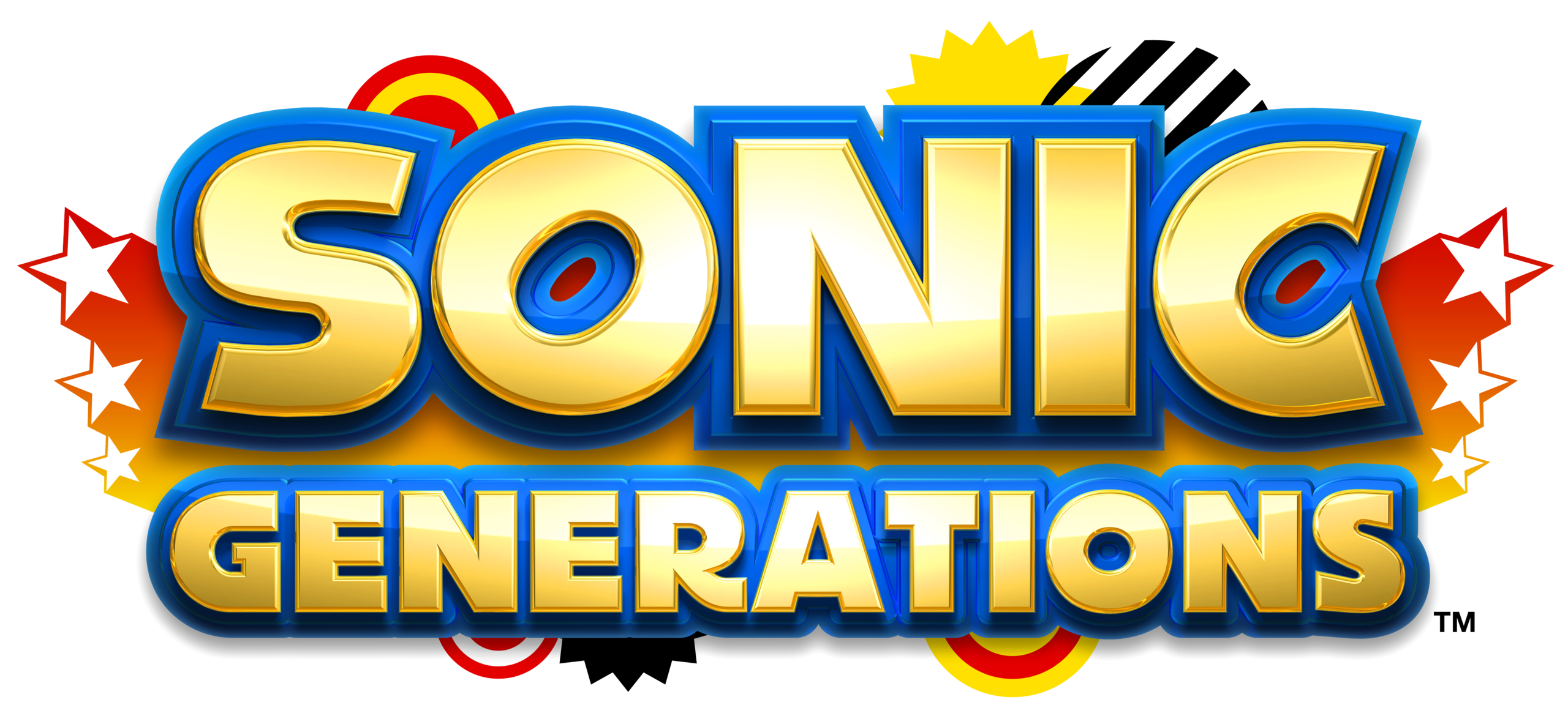 sonic and friends images Sonic Generations logo HD ...