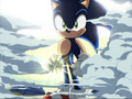 Sonic Standing Strong