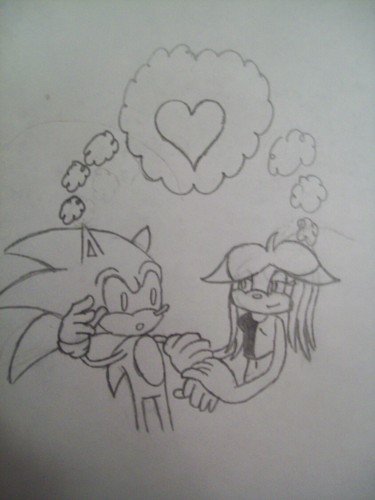 Sonsu - sonic-couples Fan Art