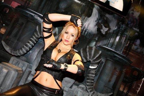 Sonya Cosplay
