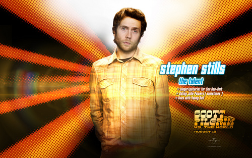 Stephen Stills - scott-pilgrim-vs-the-world Wallpaper