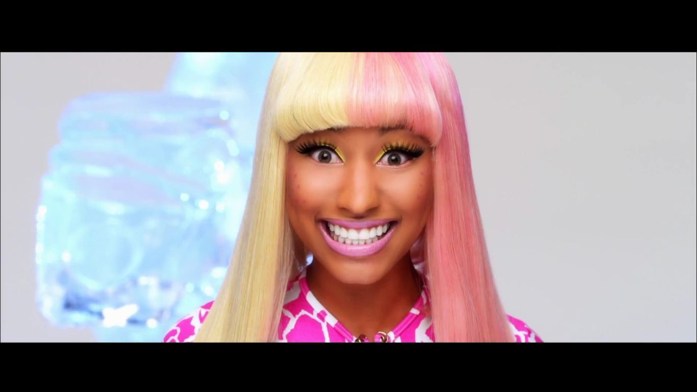 Super Bass - Nicki Minaj - VAGALUME