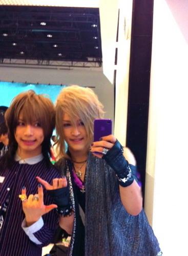 Takeru and Reika