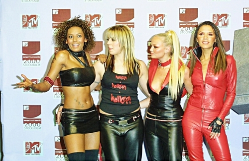 The Spice Girls - MTV Europe muziki Awards 2000