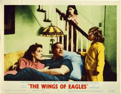 The Wings of Eagles - john-wayne Photo