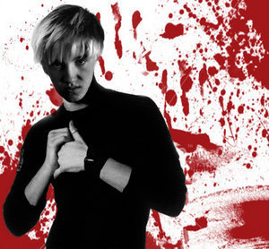 Tom as Draco