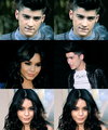 Vanessa & Zayn Malik (New Zanessa!!!) 100% Real ♥ - vanessa-hudgens fan art