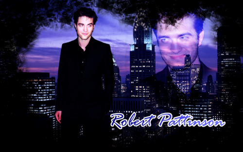Wallpaper Robert Pattinson - robert-pattinson Wallpaper