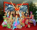 "Winx Power Show ""Winx on Ice"" in Italy"