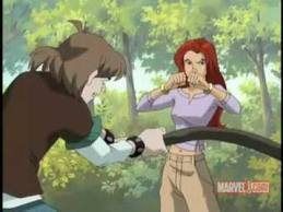 X-men: Evolution teams