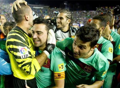 Xavi ♥ Hernandez